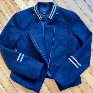 H&M Militarily Wool Jacket